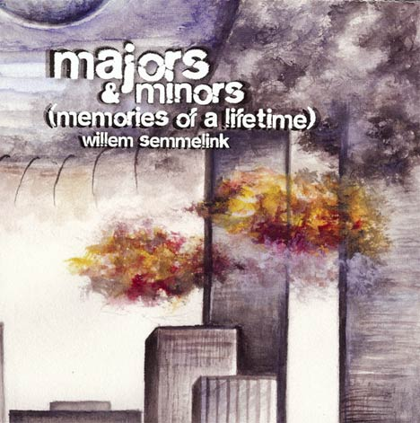 Majors & Minors CD Cover